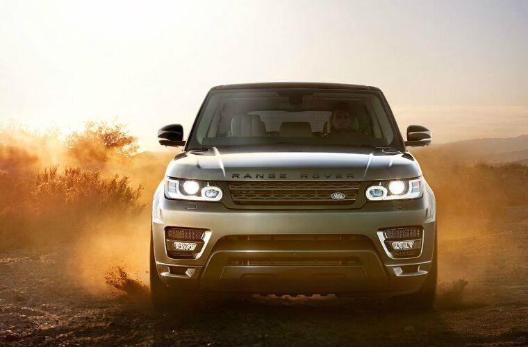 2017 Range Rover Sport Off-Road