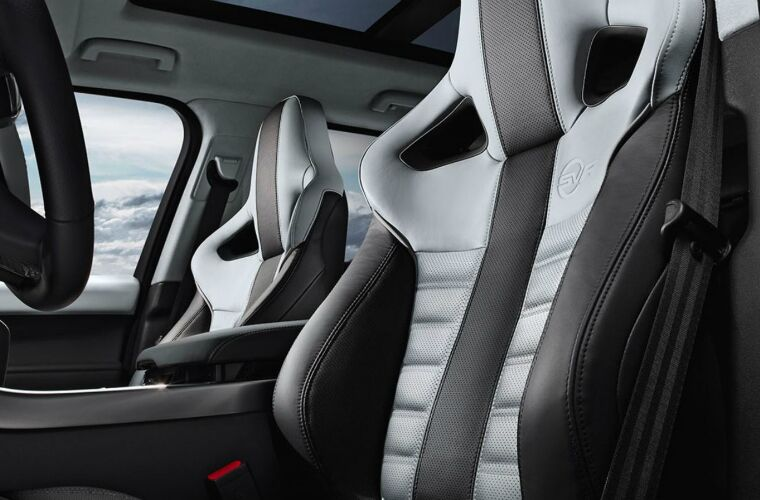 2017 Range Rover Sport Seats