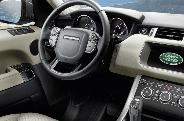 2017 Range Rover Sport Interior