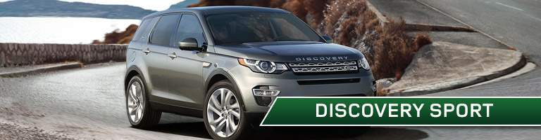 Discovery Sport Title And Grey 2017 Land Rover Discovery Sport