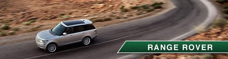 Range Rover Title and Silver 2017 Land Rover Range Rover