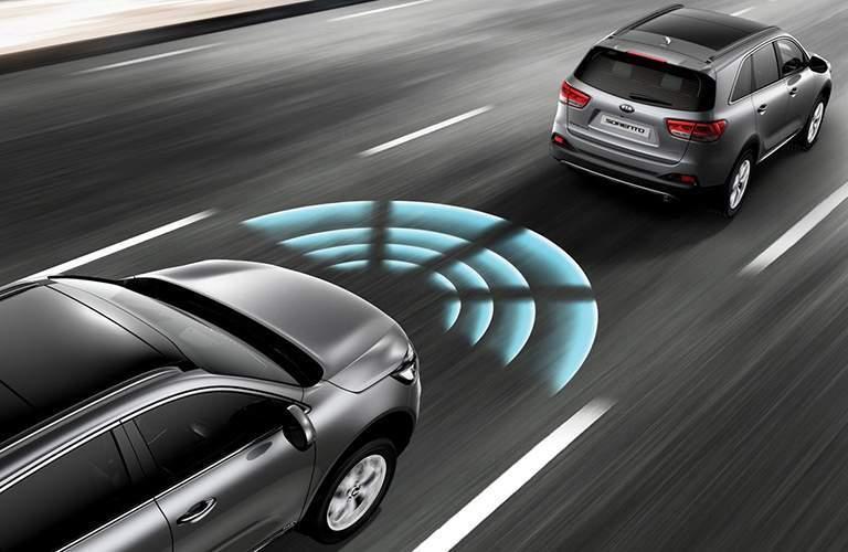 2018 Kia Sorento Forward Collision Warning System