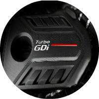 2018 Kia Optima GDI Turbo engine