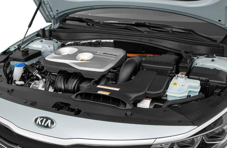 2018 Kia Optima 2.0-liter I4 Full Parallel Hybrid System engine