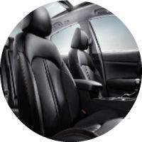 2018 Kia Optima interior seating