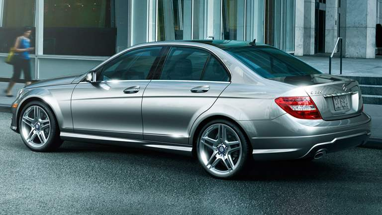 Used 2014 Mercedes-Benz C Class