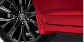 Genuine Acura Mud/Splash Gaurds