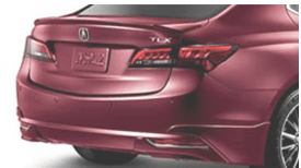 Genuine Acura Spoilers