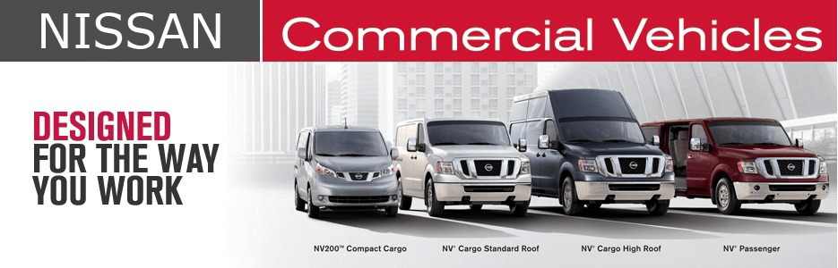 Nissan Commercial Sales Providence RI