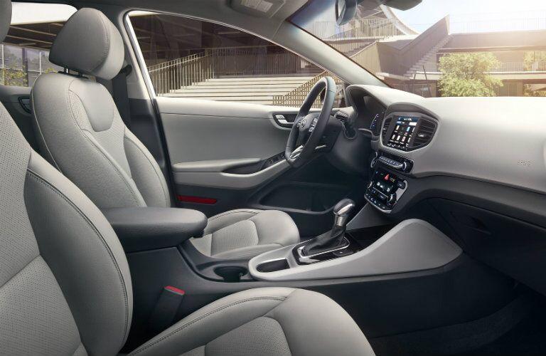 2017 Hyundai Ioniq Hybrid Interior Design