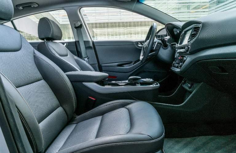 2018 hyundai ioniq electric.  hyundai 2018 hyundai ioniq electric interior front seat for hyundai ioniq electric