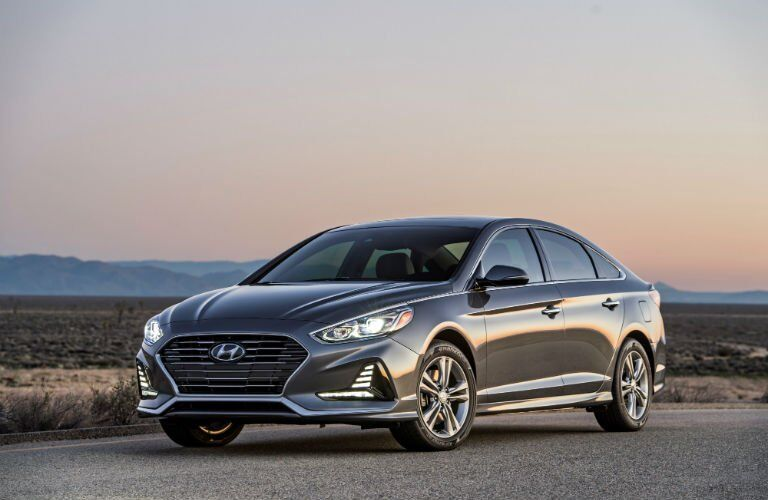 2018 hyundai sonata facelift. simple facelift 2018 hyundai sonata exterior front profile for hyundai sonata facelift
