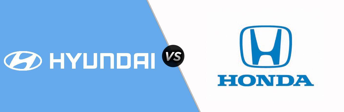 Hyundai Logo vs Honda Logo