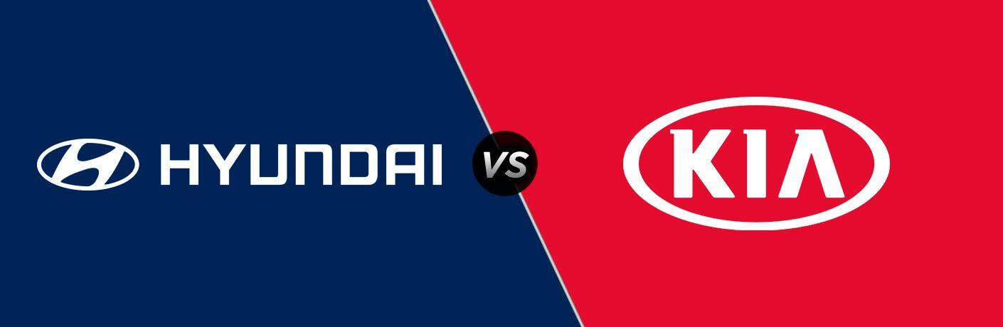 Hyundai Logo vs Kia Logo