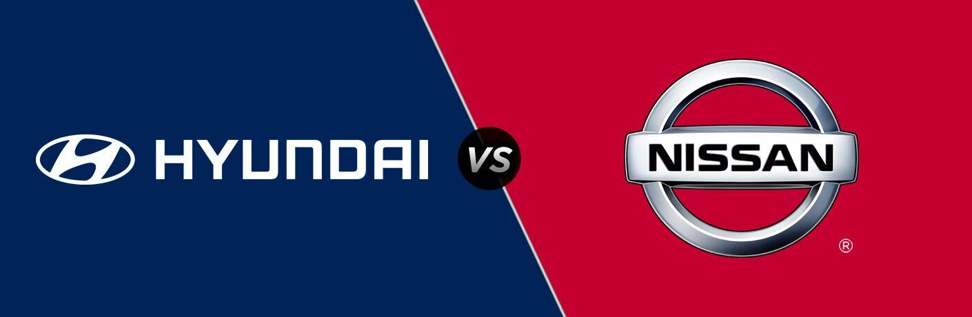 Hyundai Logo vs Nissan Logo