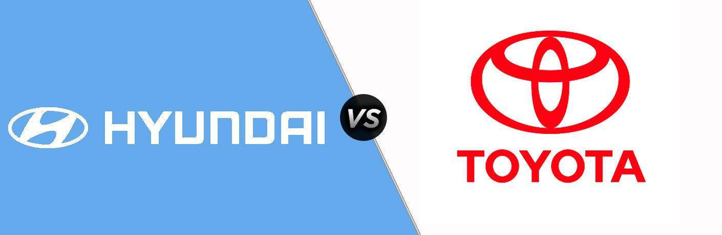 Hyundai Logo vs Toyota Logo
