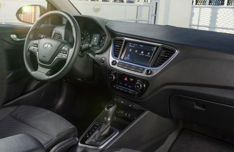 2018 Hyundai Accent Interior Cabin Dashboard