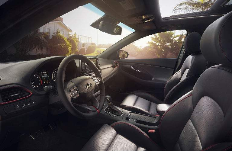 2018 Hyundai Elantra GT Interior Cabin
