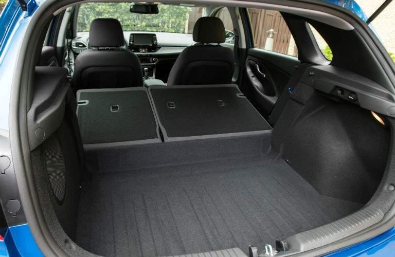 2018 Hyundai Elantra GT Interior Cargo Hold