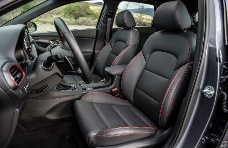 2018 Hyundai Elantra GT Interior Cabin Front Seating