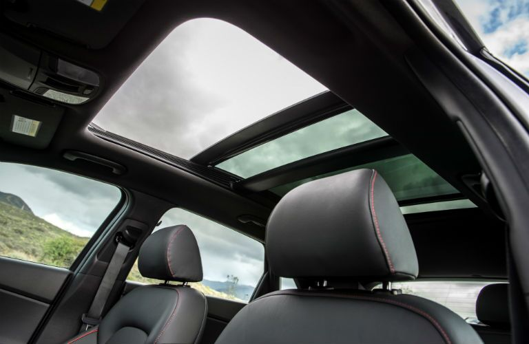 2018 Hyundai Elantra GT Interior Cabin Sunroof