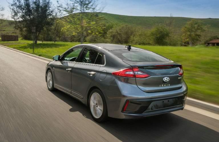 2018 Hyundai Ioniq Hybrid Exterior Rear