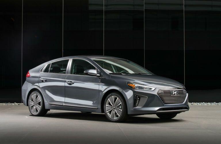 2018 Hyundai Ioniq Hybrid Exterior Passenger Side Front