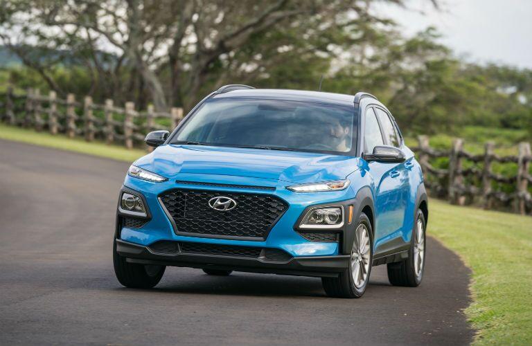 2018 Hyundai Kona Exterior Front Fascia