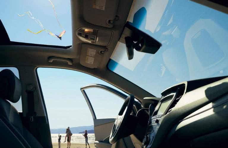2018 Hyundai Santa Fe Sport Interior Cabin