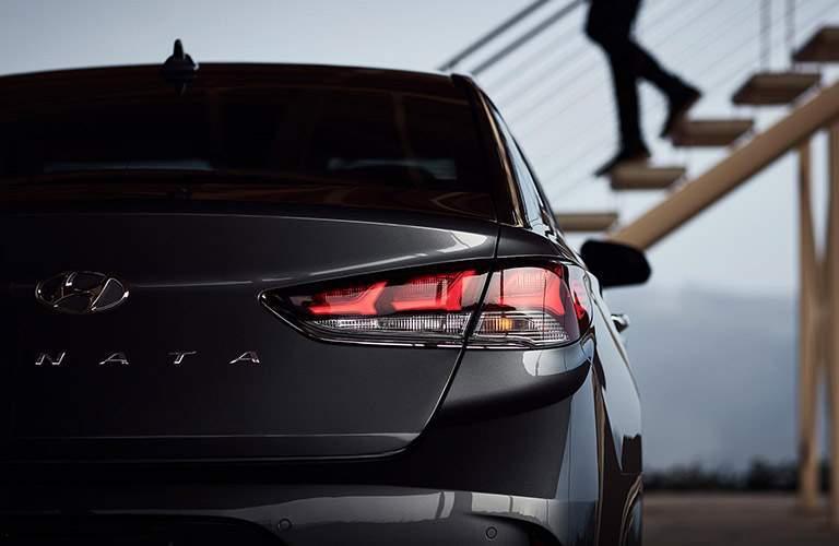 2018 Hyundai Sonata Exterior Rear Fascia Taillights