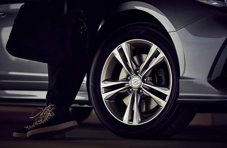 2018 Hyundai Sonata Exterior Wheel and Tire