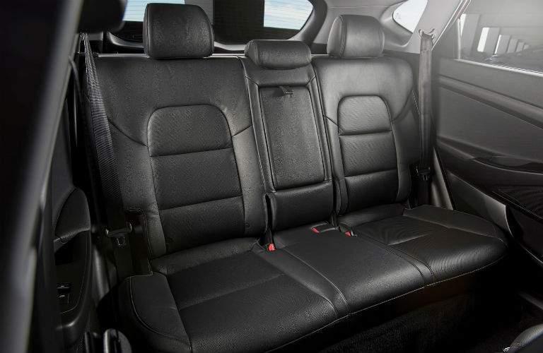 2018 Hyundai Tucson Interior Rear Seat