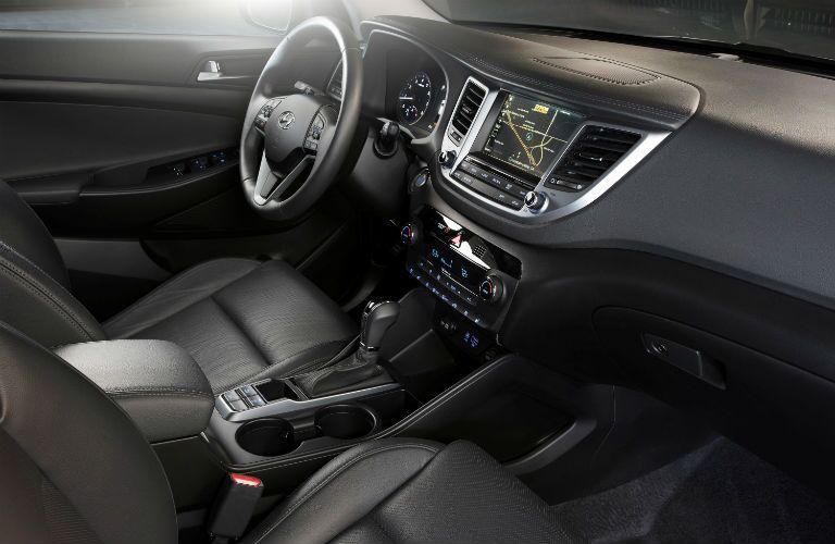 2018 Hyundai Tucson Interior Cabin Dashboard