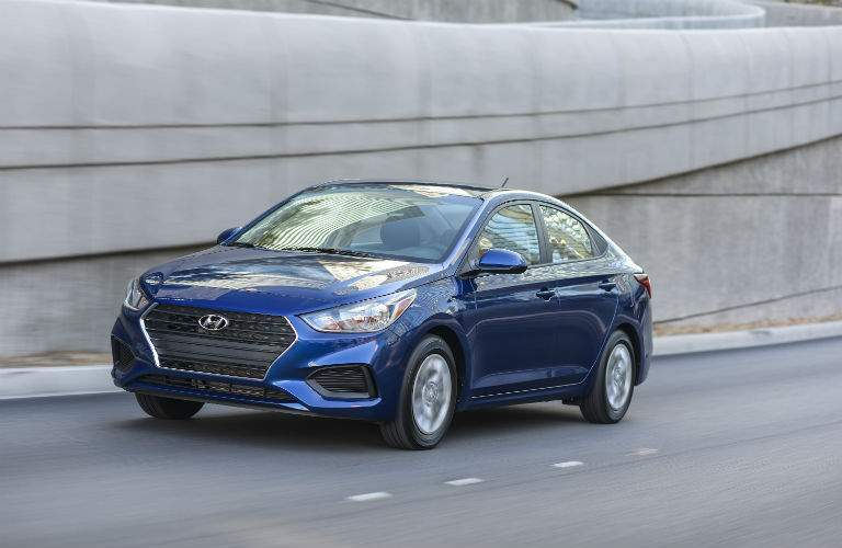 2018 Hyundai Accent Exterior Driver Side Front