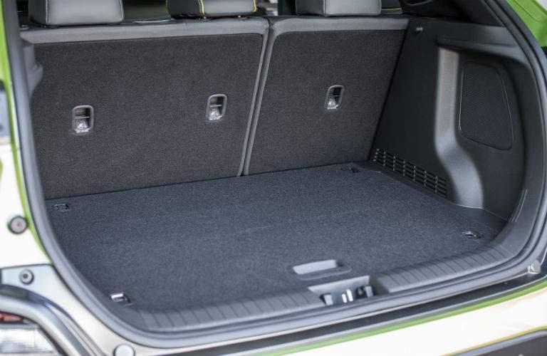 2018 Hyundai Kona Interior Cabin Rear Cargo Area