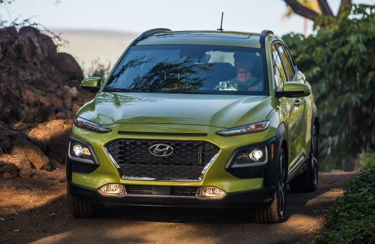 2018 Hyundai Kona Exterior Driver Side Front