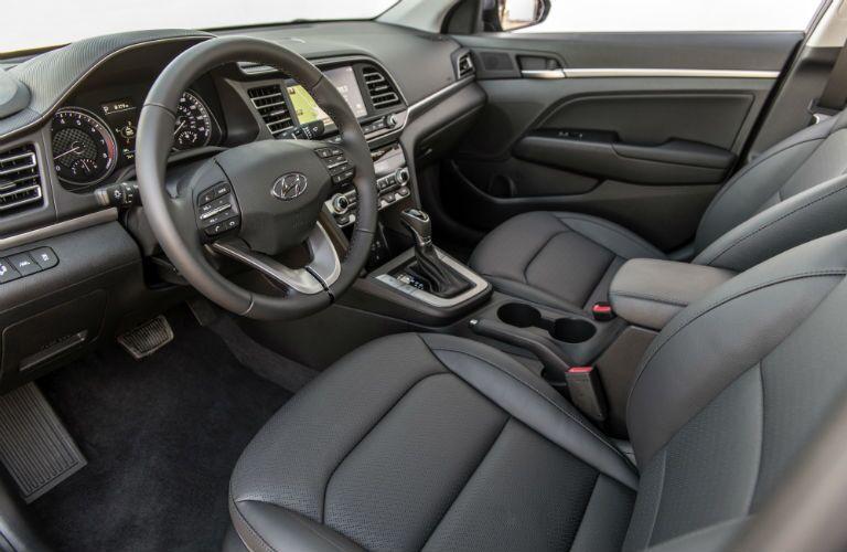 2019 Hyundai Elantra Interior Cabin Front Seating