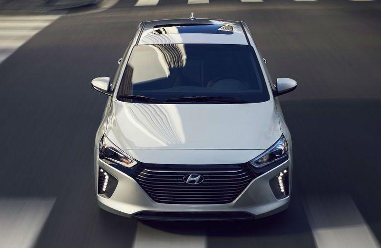 2019 Hyundai Ioniq Exterior Front Fascia