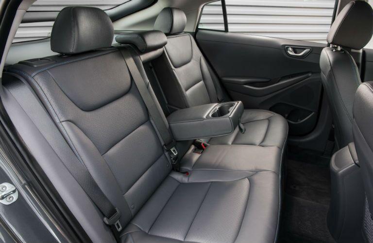 2019 Hyundai Ioniq Interior Cabin Rear Seating