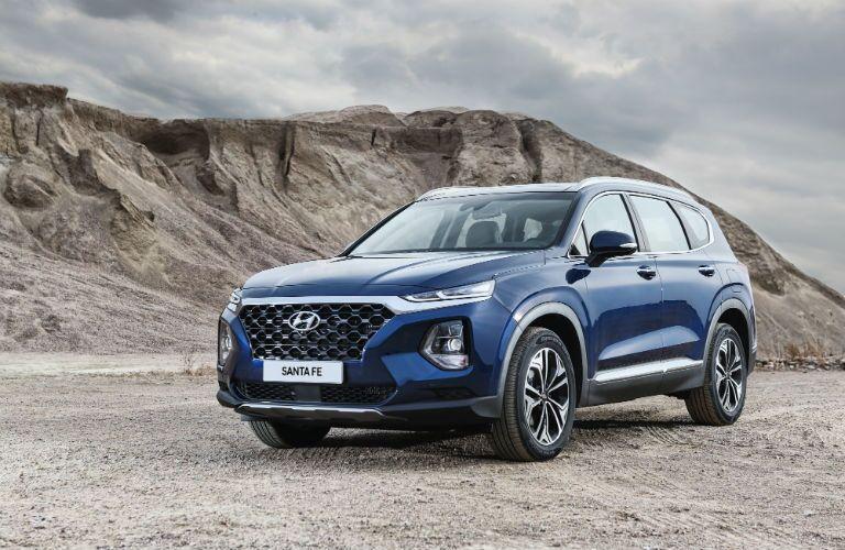 2019 Hyundai Santa Fe Exterior Driver Side Front