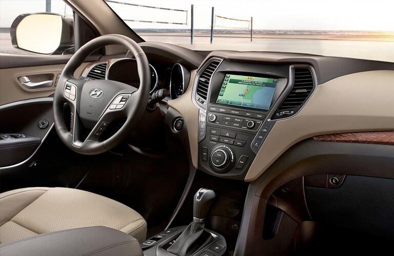 2019 Hyundai Santa Fe XL Interior Cabin Dashboard