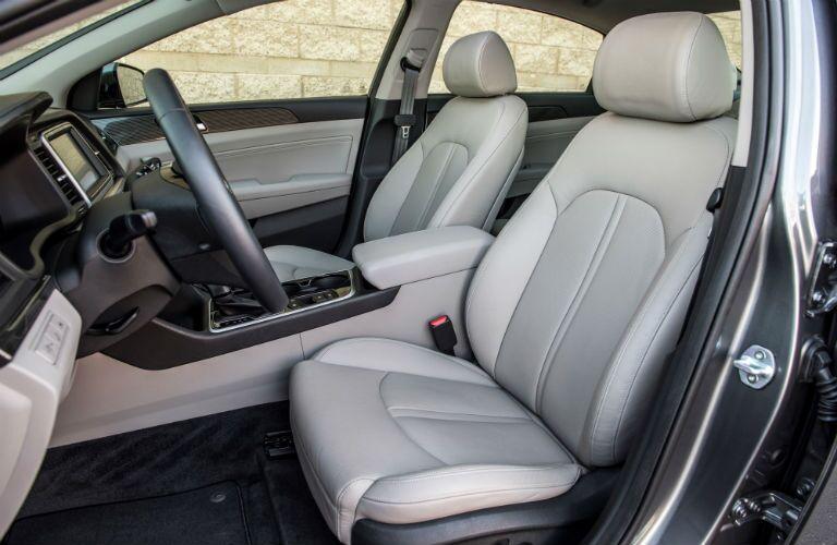 2019 Hyundai Sonata Interior Cabin Front Seating