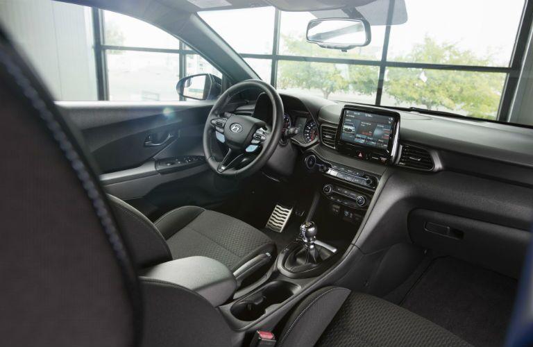 2019 Hyundai Veloster N Interior Cabin Dashboard