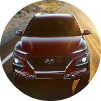 Hyundai Kona Exterior Front Fascia