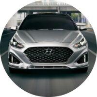 Hyundai Sonata front profile