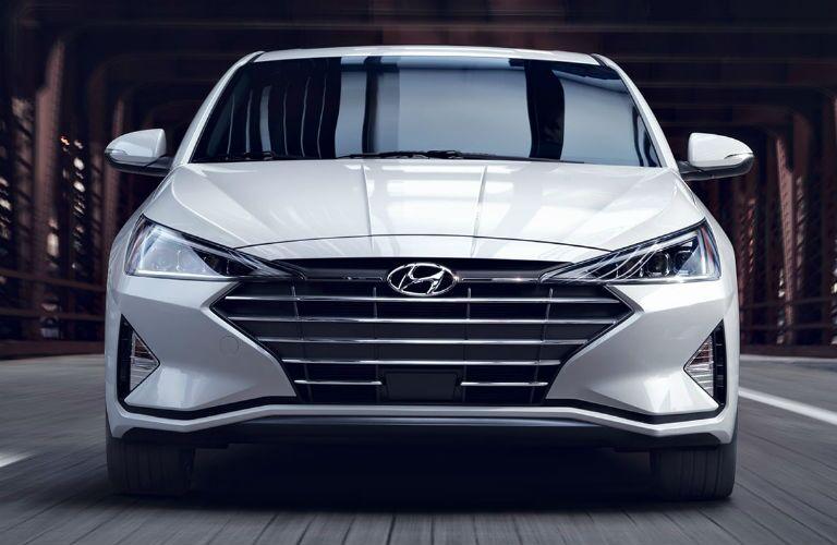 2020 Hyundai Elantra Exterior Front Fascia