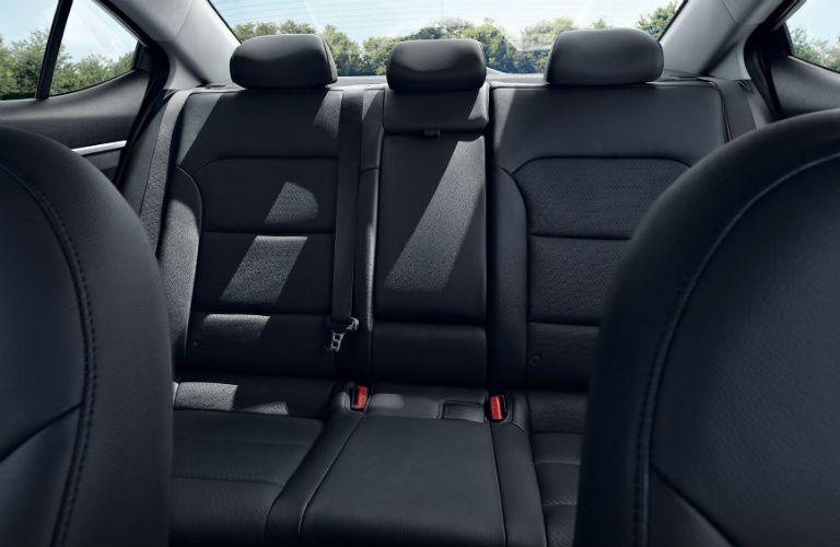 2020 Hyundai Elantra Interior Cabin Rear Seating