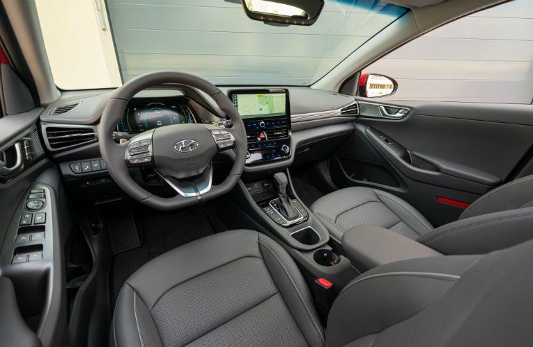 2020 Hyundai Ioniq Interior Cabin Dashboard