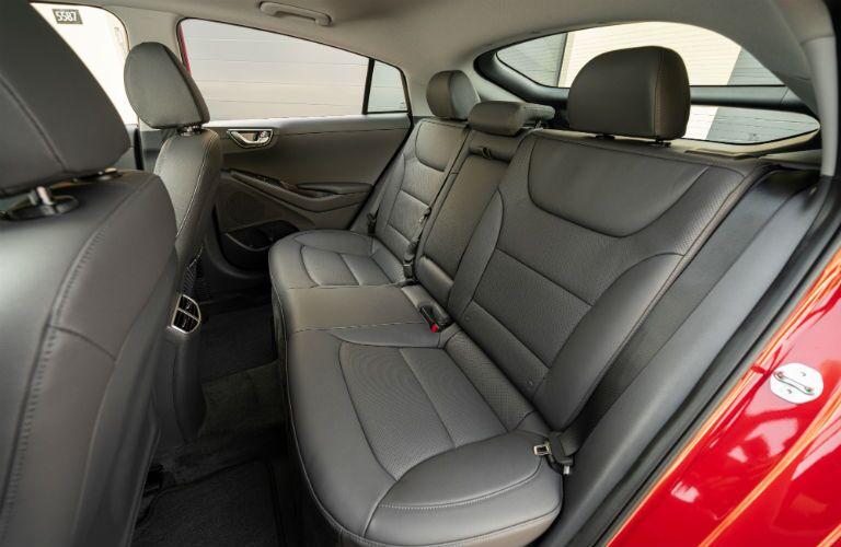 2020 Hyundai Ioniq Interior Cabin Rear Seating