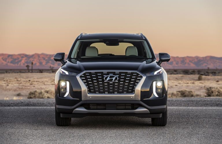 2020 Hyundai Palisade Exterior Front Fascia